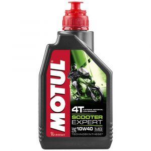 Entretien et maintenance Motul Scooter Expert 4t 10w40 Mb - Taille 1 litre