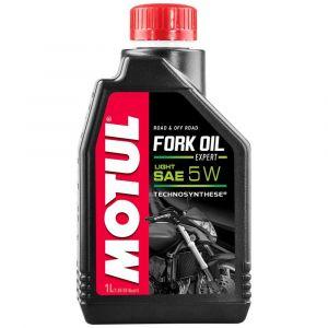 Entretien et maintenance Motul Fork Oil Expert Light 5w - Taille 1 litre