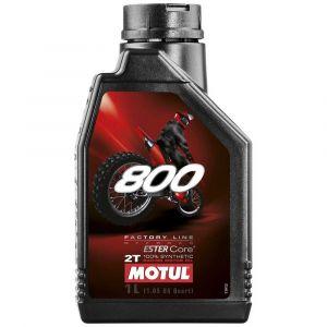 Entretien et maintenance Motul 800 2t Fl Off Road - Taille 1 litre