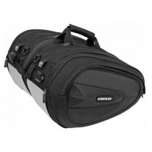 Malette Dainese D Saddle Motorcycle Bag - Stealth-Black - Taille One Size