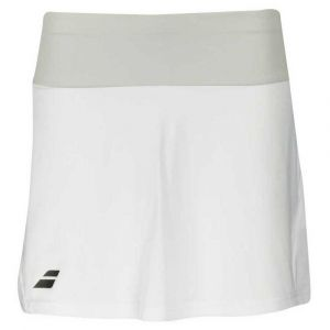 Jupes Babolat Core Long - White / White - Taille L