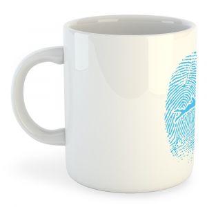 Tasses Kruskis Tasse Swimmer Fingerprint