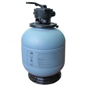 Gre Independent Filter Without Pump Ø 400 Mm Ø 400 mm Blue