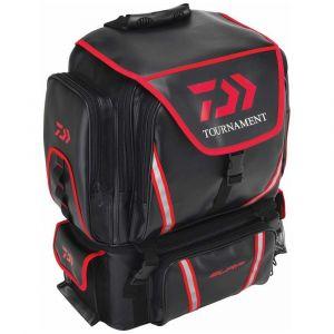 Daiwa Tournament Surf Rucksack One Size Black / Red
