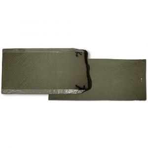 Black Cat Extreme Bedchair Cover One Size Khaki
