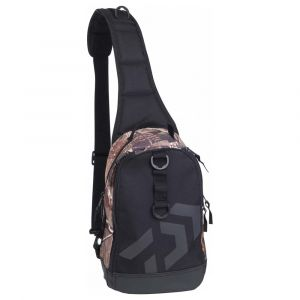 Daiwa Shoulder Bag 31 x 22 x 12 cm Camo