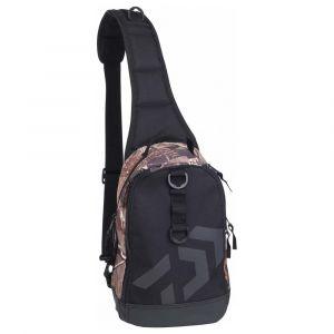 Daiwa Shoulder Bag 40 x 25 x 12 cm Camo