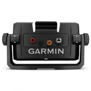 Garmin Echomap Plus 92sv Bail Mount With Quick Release Cradle One Size Black