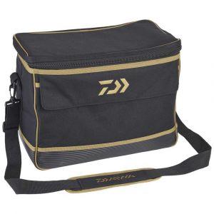 Daiwa Soft Bait Cool 20l One Size Black / Gold