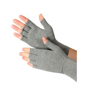 Gants anti-arthrose Vital Comfort Gris