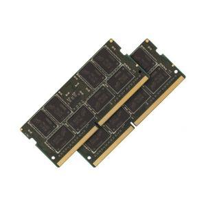 Mémoire RAM 32 Go (2 x 16 Go) DDR4 SODIMM 2666 Mhz PC4-21300