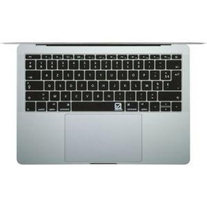 EZQuest Protection de clavier MacBook Pro 13 SANS Touch Bar - X21115