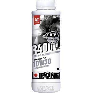 IPONE R 4000 RS 10W-30 1 litre d'huile moteur
