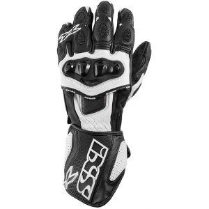IXS RS-300 Gants de moto Noir Blanc S