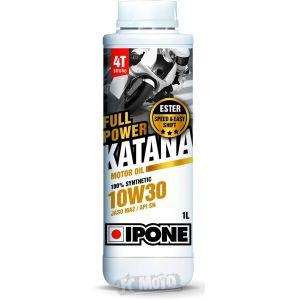 IPONE Full Power Katana 10W-30 1 litre d'huile moteur