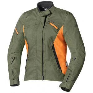 IXS Alana Veste Textile Mesdames Vert Orange M