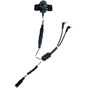 Albrecht BHS 300 N Basic Système de communication Twin Plug Single ... Noir unique taille
