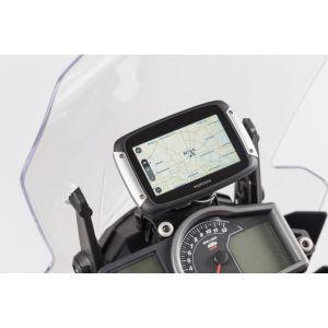 SW-Motech Support GPS pour cockpit - Noir. KTM 1050/1090/1190 Adven...