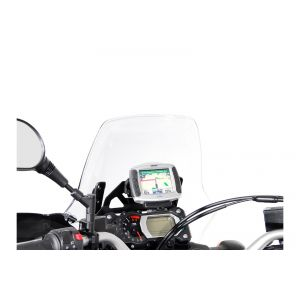 SW-Motech Support GPS pour cockpit - Noir. Yamaha XT1200Z Super Tén...