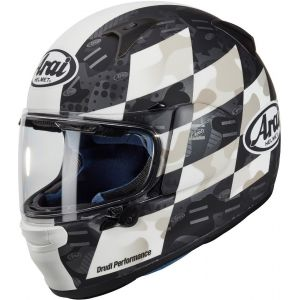 Arai Profile-V Patch Casque Noir Blanc S