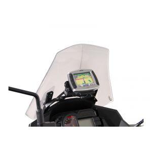SW-Motech Support GPS pour cockpit - Noir. Kawasaki Versys 1000 (12...