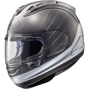 Arai RX-7V Honda CB Casque Gris Argent XS