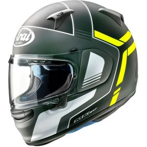 Arai Profile-V Tube Casque Noir Gris 2XL