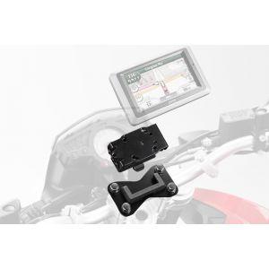 SW-Motech Support GPS pour cockpit - Noir.  BMW K 1200 GT (06-08), ...