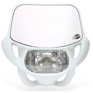 Acerbis DHH Certified Headlight Blanc