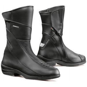 Forma Simo Bottes de moto de dames imperméable à l'eau Noir 38