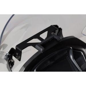 SW-Motech Support GPS pour cockpit - Noir. Honda VFR800X Crossrunne...