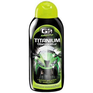 GS27 Moto Protection et titane Ultra Shine