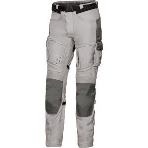 IXS X-Tour LT Montevideo-Air 2.0 Pantalon textile de moto Gris XL