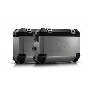 SW-Motech Kit valises TRAX ION - Gris. 37/37 l. Triumph Tiger 1200/...