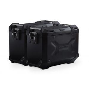 SW-Motech Kit valises TRAX ADV - Noir. 45/45 l. lTriumph Tiger1200/...