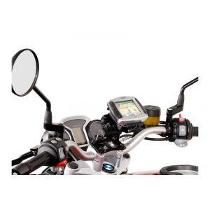 SW-Motech Support GPS QUICK-LOCK - Noir. BMW R 1200 R (11-14).