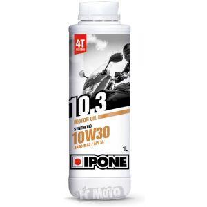 IPONE 10.3 10W-30 1 litre d'huile moteur