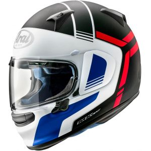 Arai Profile-V Tube Casque Noir Blanc 2XL