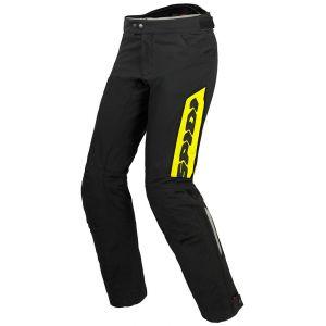 Spidi Thunder H2OUT Pantalon Textile moto Noir Jaune 2XL