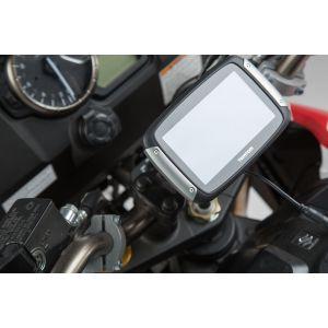 SW-Motech Support GPS QUICK-LOCK - Noir. Suzuki V-Strom 650 (17-) /...