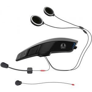 AGV ARK Bluetooth Système de communication Single Pack Noir unique taille