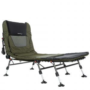 Bedchair pêche de la carpe WILDTRACK - CAPERLAN