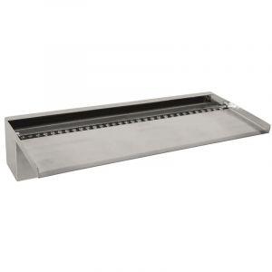 Ubbink Cascade Niagara LED de jardin 60 cm Argenté 1312125