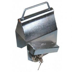 Antivol de tête d'attelage avec cadenas de sécurité - AUTOBEST