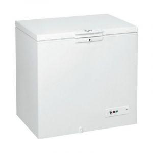 Congélateur coffre 311L Froid Statique WHIRLPOOL 111.8cm A++, WHM311122