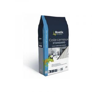 COLLE CARRELAGE POUDRE 25KG BLC.BOSTIK - BOSTIK POUDRES