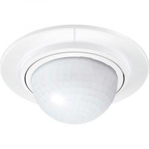 Détecteur de mouvements PIR Steinel 032845 pour l'extérieur, pour l'intérieur plafond 360 ° blanc IP54