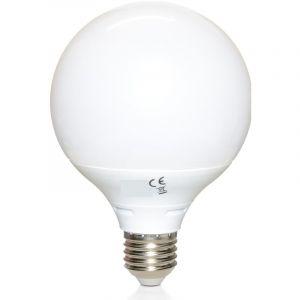 LED E27 GLOBE - 18W LUMIERE DU JOUR - 120 - GSC