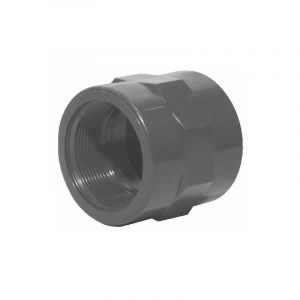 Manchon fer PVC pression F à visser F à coller 26x34 32 - GLYNWED