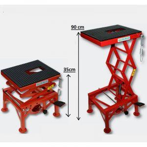 Plateforme élévatrice 135kg MOTO / QUAD / SCOOTER WC - BIGB